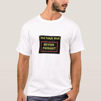 VIETNAMKRIEG-TIERARZT - NIE VERFORGET T-Shirt