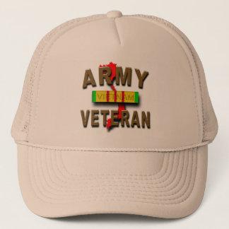 Vietnamkrieg-Veteranen-Service-Band, ARMEE Truckerkappe