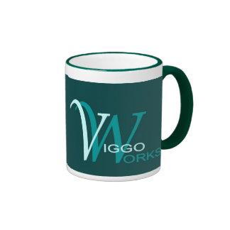 Viggo-Arbeiten Logo 2 mit Seiten versehen Ringer Tasse