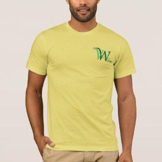 Viggo-Arbeiten Logo-Tasche T-Shirt