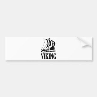 Viking Autoaufkleber