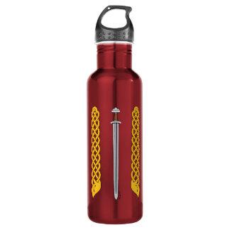 Viking Klinge und Plaitwork Trinkflasche