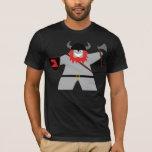Viking Meeple - Basic T-Shirt