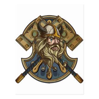 Viking Postkarte
