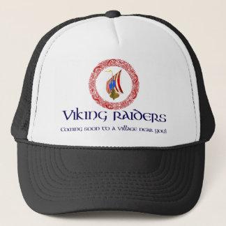 Viking-Räuber Truckerkappe