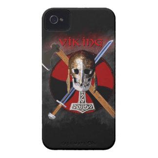 VIKING – Shield Skull iPhone 4 Hüllen