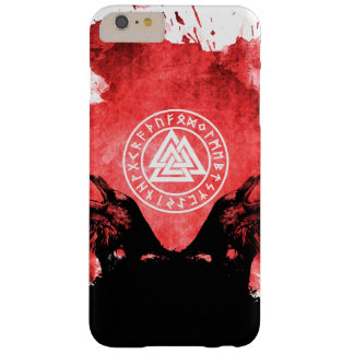 Vikings Blut Valknut Barely There iPhone 6 Plus Hülle