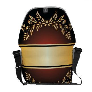 Viktorianische Art-Bote-Tasche Kuriertasche