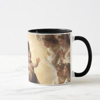 Viktorianische Engel, Regina Angelorum durch Tasse