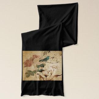 Viktorianische Rose Paris Scripts den Schal