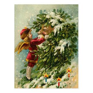 Viktorianische Sankt-Postkarte Postkarte