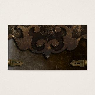 Viktorianische Steampunk berufliche Visitenkarten