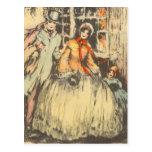 Viktorianische Weihnachtspostkarten Postkarten