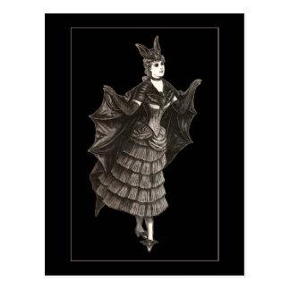 Viktorianischer Schläger - Postkarte #2