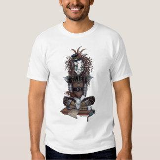 Viktorianischer Steampunk feenhafter Kunst-T - T-shirt