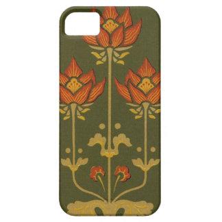 Viktorianisches BlumenCase-Mate iPhone 5 Hülle Fürs iPhone 5