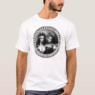 viktorianisches Dament-stück T-Shirt