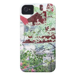 Viktorianisches Haus Eureka Springs iPhone 4 Cover