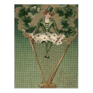 Viktorianisches Postkarte