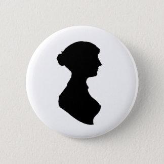 Viktorianisches Runder Button 5,1 Cm