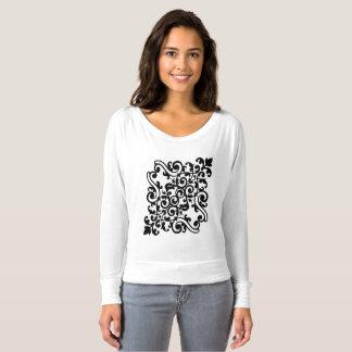 Viktorianisches Schablone ~ T-Shirt