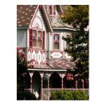 Viktorianisches Zuhause Postkarten