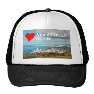 Vila DA Lagoa - Azoren Truckermütze