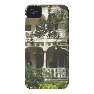 Villa in Texas-Hafen Arkansas iPhone 4 Hüllen