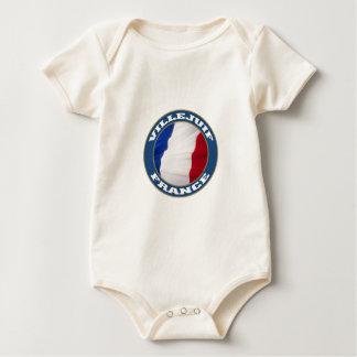 Villejuif Frankreich Baby Strampler