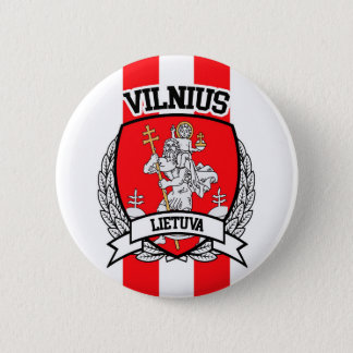 Vilnius Runder Button 5,7 Cm