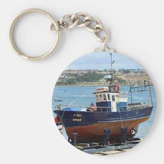 Vimar Fischerboot, Porto, Portugal Schlüsselanhänger