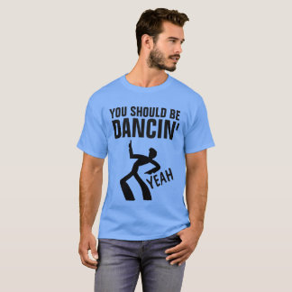 Vinatage SOLLTEN Retro Disco-T - Shirts, DANCIN T-Shirt