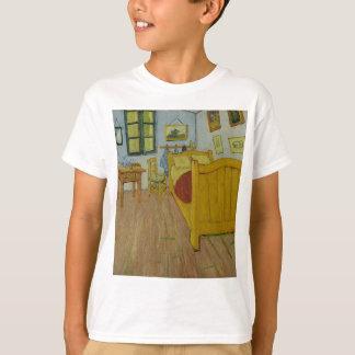 Vincen Van Gogh - Schlafzimmer in Arles Malerei T-Shirt