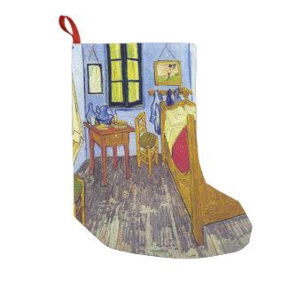 Vincent van Gogh 1888 das Schlafzimmer bei Arles Kleiner Weihnachtsstrumpf