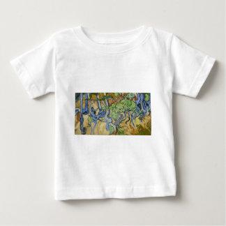 Vincent van Gogh - Baumwurzeln Baby T-shirt