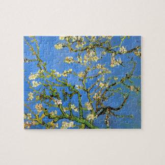 Vincent van Gogh - blühende Mandelbaum-schöne Puzzle