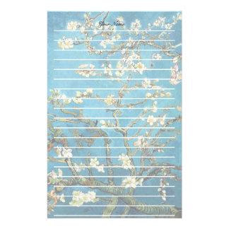 Vincent van Gogh, blühender Mandelbaum Briefpapier