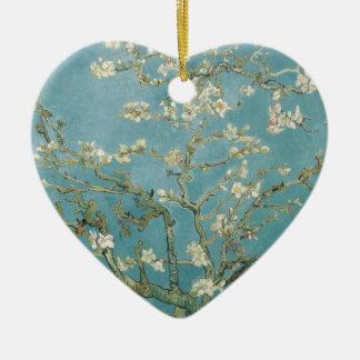 Vincent_van_Gogh_-_Branches_of_an_Almond_Tree_ Keramik Ornament