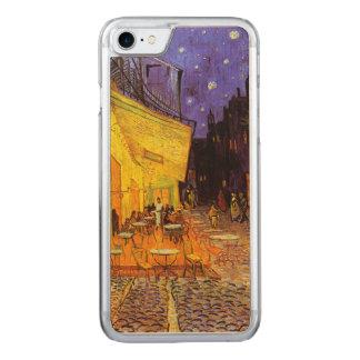 Vincent van Gogh-Café-Terrasse an der Nachtschönen Carved iPhone 8/7 Hülle