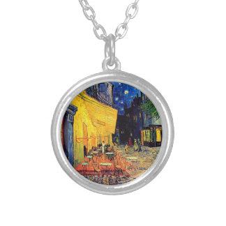 Vincent van Gogh - Café-Terrasse an der Versilberte Kette