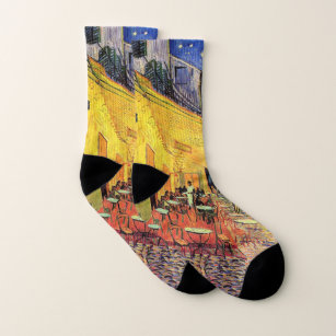 Impressionismus Socken Zazzle De