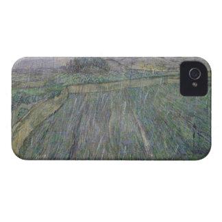 Vincent van Gogh | das Gewitter iPhone 4 Hüllen