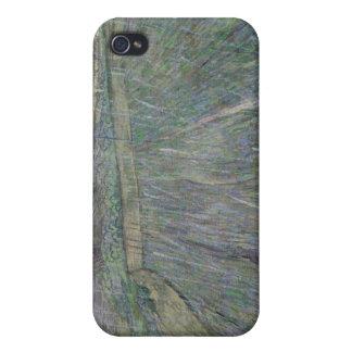 Vincent van Gogh | das Gewitter iPhone 4 Schutzhüllen