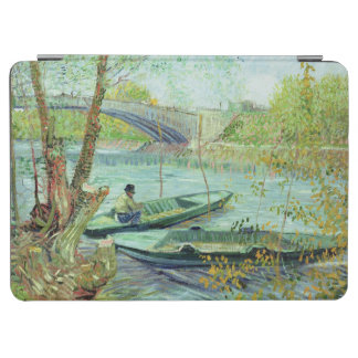 Vincent van Gogh  , das im Früjahr fischt iPad Air Hülle