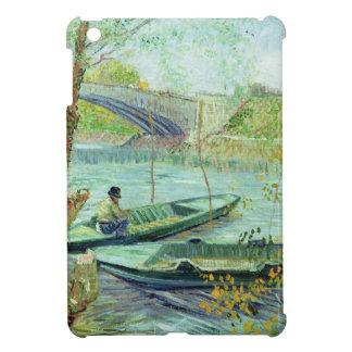 Vincent van Gogh  , das im Früjahr fischt iPad Mini Hülle