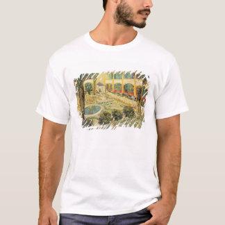 Vincent van Gogh | der Asyl-Garten bei Arles T-Shirt