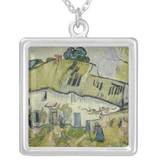 Vincent van Gogh | der Bauernhof in Sommer, 1890 Versilberte Kette