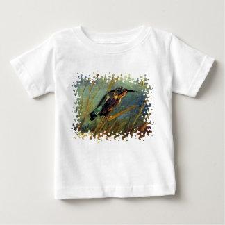 Vincent van Gogh - der Eisvogel - Baby T-shirt