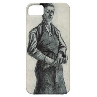 Vincent van Gogh | der junge Schmied, 1882 Etui Fürs iPhone 5