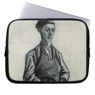 Vincent van Gogh | der junge Schmied, 1882 Laptopschutzhülle